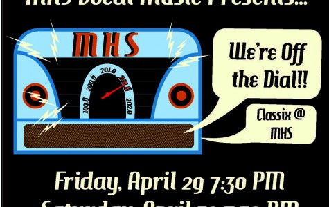 Choir performs their last show of the year this weekend