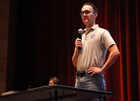 NASA employee will speak at Maize