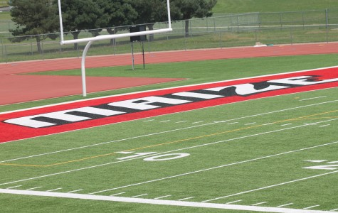 New turf accompanies football team this season