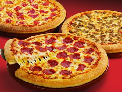 Pizza Hut added to lunch menu