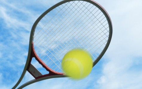 Girls tennis placed eighth on Tuesday