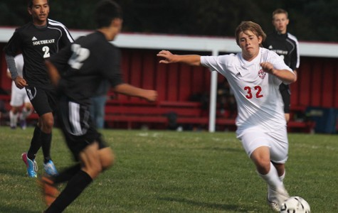 Photos: Boys soccer defeat Southeast 6-0 on Tuesday