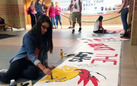 PHOTOS: Deck the halls for homecoming