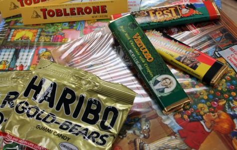 German club sells goodies for annual fundraiser