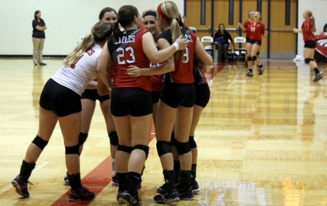 Volleyball reaches highest GPA in district