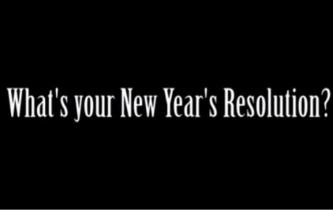 Students and teachers talk about their resolutions
