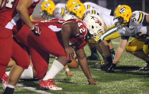 Nick Benford selected to play in Shrine Bowl