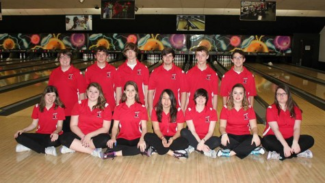 Bowling team takes on Newton Triangular
