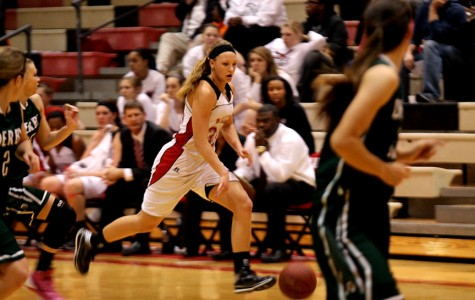 Girls basketball cruise to easy win