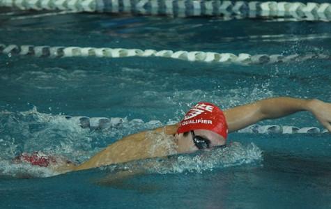 Swimmers win at Manhattan Tournament