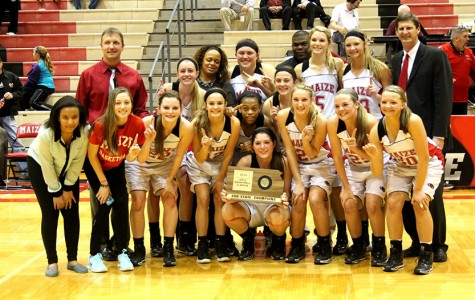 Girls basketball prepares for state on Wednesday