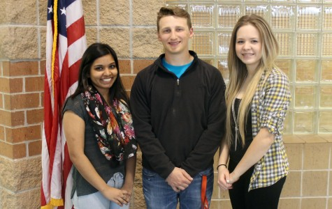 Student Council announces 2014-15 class officers