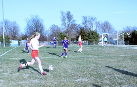 Photo of the day, March 26: Soccer VS Ark City