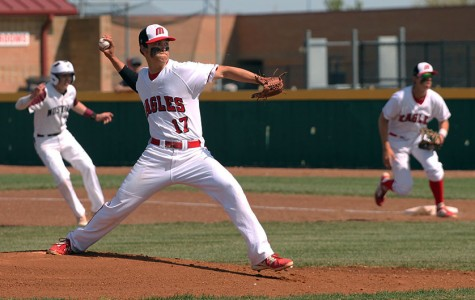 Baseball team defeats Salina Central