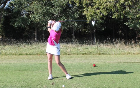 Girls golf place second at Tex Consolver