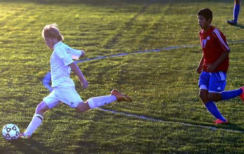 Boys soccer wins against Wichita South