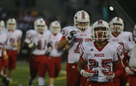 Week 6 football highlights: Maize defeats Newton