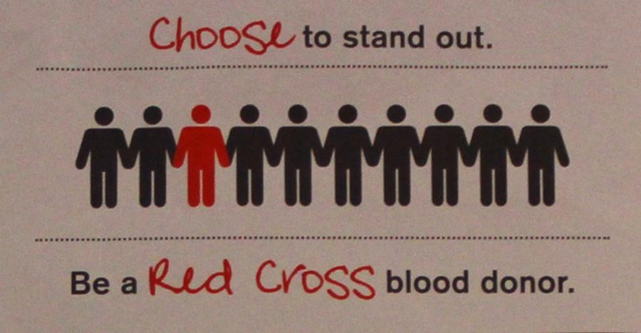 October blood drive registration is full
