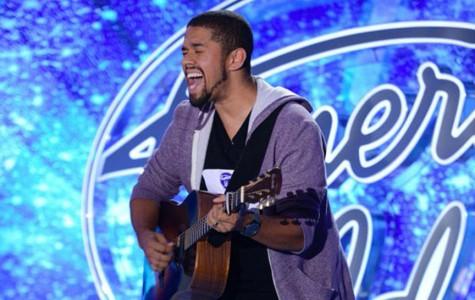 Maize graduate advances on American Idol