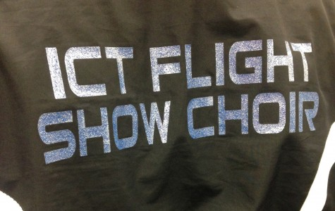 Flight show choir prepares for first competition