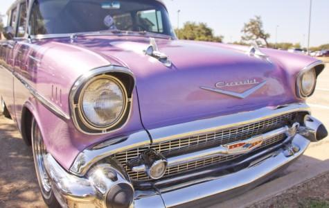 Student organizes inaugural car show