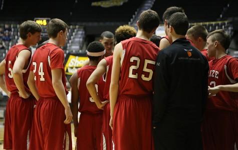 Boys lose to Wichita East in state tournament