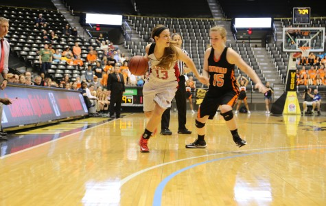 Lady Eagles advance to state championship game