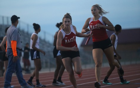 Track and field wins Maize Invitational