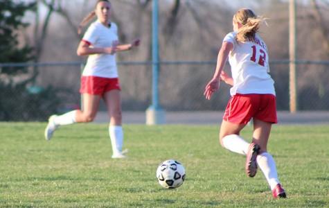 Girls soccer fall short against Northwest
