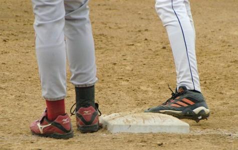 Baseball sweeps Salina Central