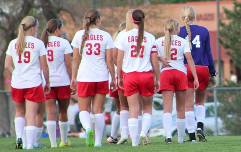 Girls soccer defeats Salina South