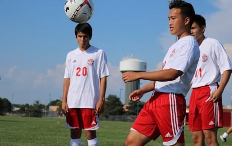 Boys soccer begins season with dominant win