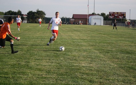 Boys soccer loses in state quarterfinals