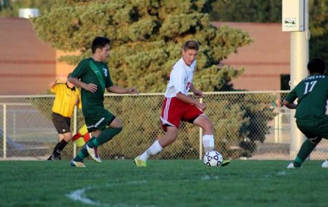 Boys soccer defeats Salina South