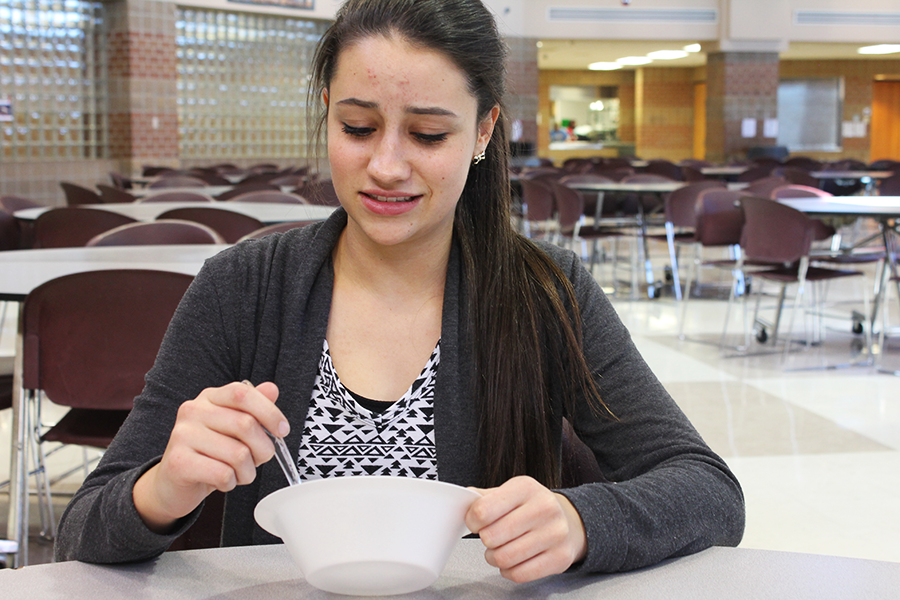Students and teachers talk about their most hated Thanksgiving dishes