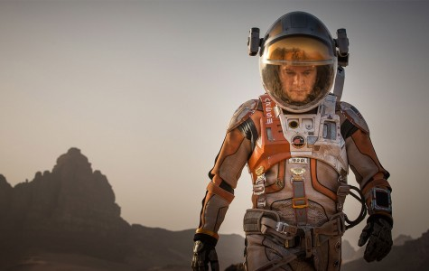 Movie Review: The Martian shoots for the stars and hits its mark