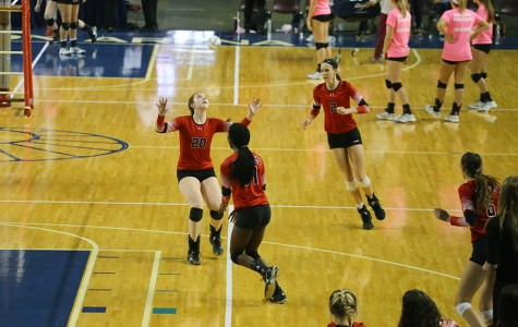 Volleyball winless at state tournament