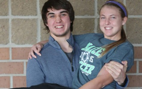 Homecoming candidates announced: Cassidy Darrah and Reed Adams