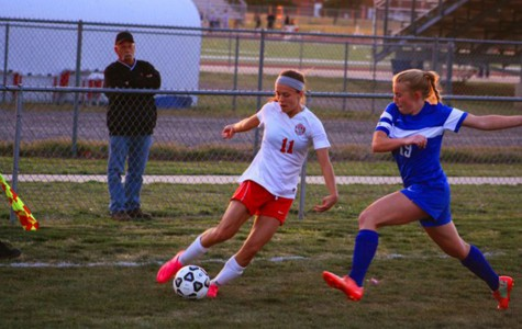 Maize cruises over Andover 7-0