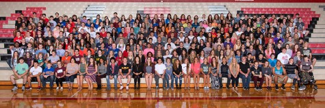 The senior class of 2016.