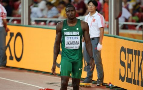 Former Maize graduate runs under Nigerian flag in the 2016 Olympics