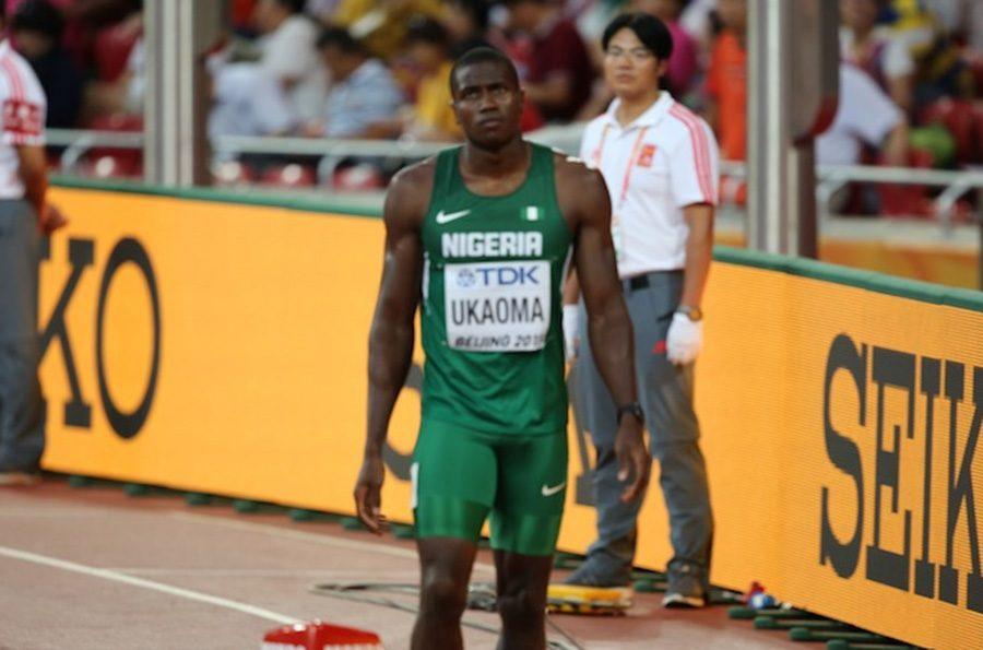 Former Maize graduate runs under Nigerian flag in the 2016 Olympics