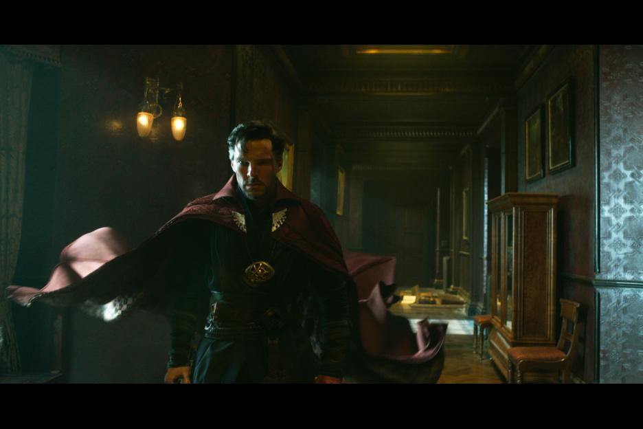Doctor Strange marks this year's 7th superhero movie, but that's not necessarily a bad thing.