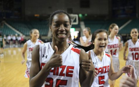 Eagles take record-breaking win at state