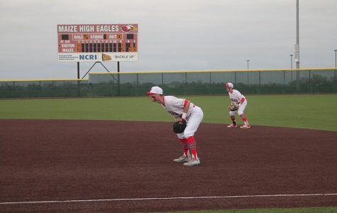 Baseball defeats Salina Central in a doubleheader