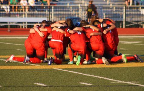 Boys soccer falls to Bishop Carroll