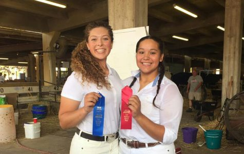 Maize students place in top five at state fair