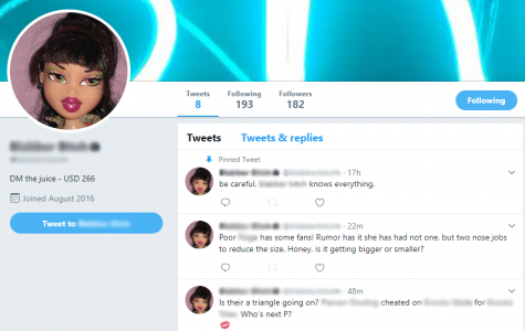 Twitter account targets Maize students