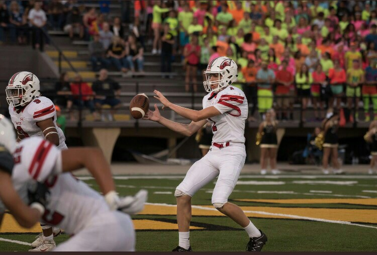 Maize football wins first game against Newton