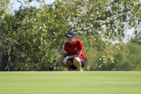 Maize girls golf finishes seventh at State